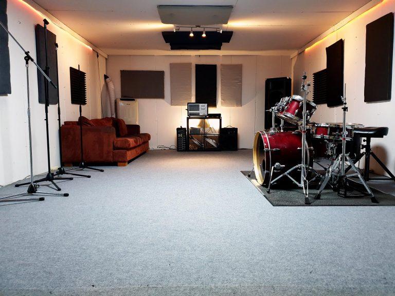 Backline Studio Oefenruimte Utrecht